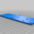1050ti (LOW PROFILE VERSION) GPU Back Plate image