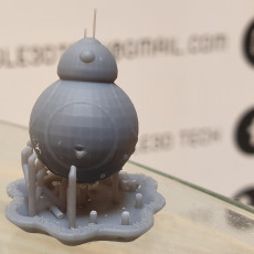 Picture of print of BB-8