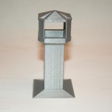Picture of print of Basic Tower