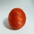 Woven Easter Egg. image