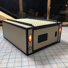 GH Scaler Trailer - Overland Utility Box