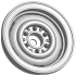 "1.9 Beadlock Wheel 08 - ""Old'S Cool Steel"" Trailer Version image"