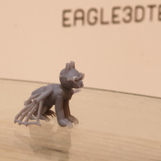 Picture of print of Dragon Kitty