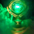 Fully Functional Eye Of Agamotto Cosplay Prop image