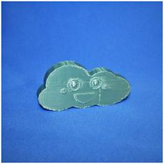 Picture of print of Joyful Cloud
