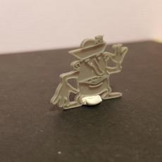 Picture of print of little guy