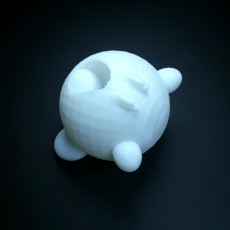 Picture of print of Kirby
