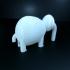 elefant print image