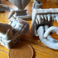 Picture of print of Mimic - Toothy Treasure Chest - Tabletop Miniature This print has been uploaded by eben