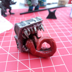 Picture of print of Mimic - Toothy Treasure Chest - Tabletop Miniature Questa stampa è stata caricata da Laurent DEBRUYNE