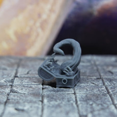 Picture of print of Mimic - Toothy Treasure Chest - Tabletop Miniature This print has been uploaded by Lance Miller