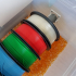 Filament Spool Holder Dry Box PVC 40mm image
