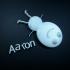 Aaron print image