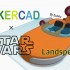 Simple Landspeeder with Tinkercad image