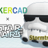 Simple Stormtrooper with Tinkercad image