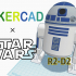 Simple R2D2 with Tinkercad image