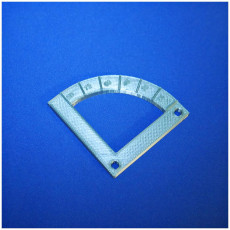 Picture of print of Protractor