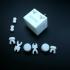 bott#Tinkercharacters print image