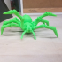 Copy of Spider #balljoint 32 connections print image