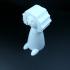 Figurine print image