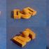 "hinges for ""evolution door"" image"