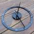 Modern Dovetail Clock image