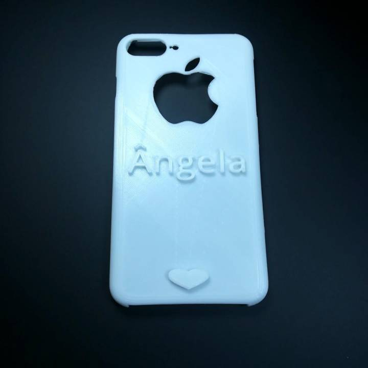 Copy of Iphone 7 case with name