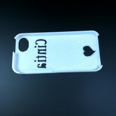 Picture of print of Copy of iPhone 5S case #template