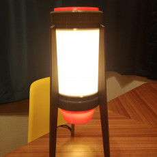 Picture of print of Thruster Lamp