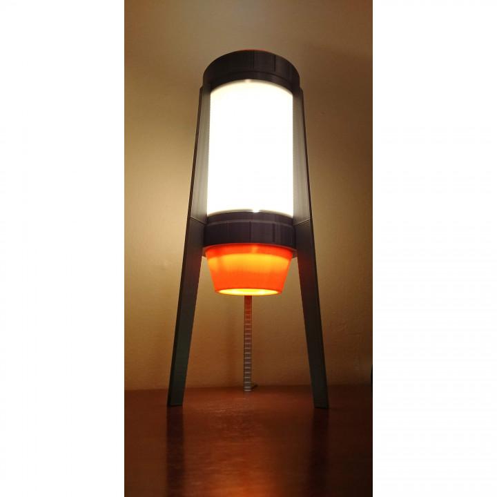 Thruster Lamp