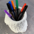 Tree Stump Pen holder image