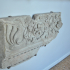 Fragment of an Architrave with a Frieze image