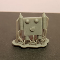 Picture of print of Robot Friend
