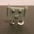 Robot Friend print image