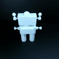 Picture of print of Robot
