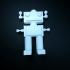 Robot print image