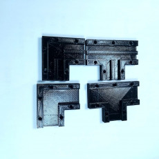Picture of print of system clamping profil v 20x20