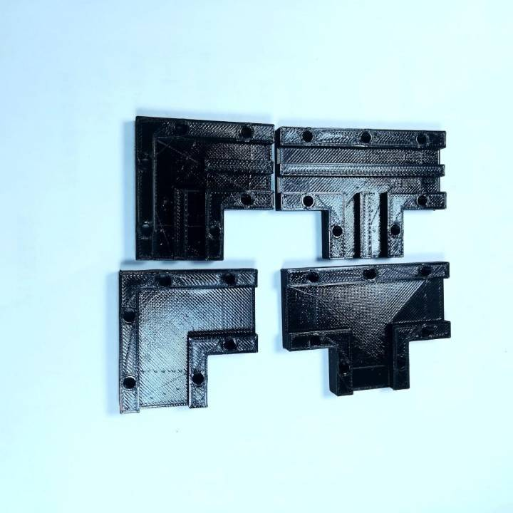 system clamping profil v 20x20