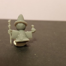 Picture of print of Mini Mage