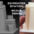 SCIFI 3D Print Stations image