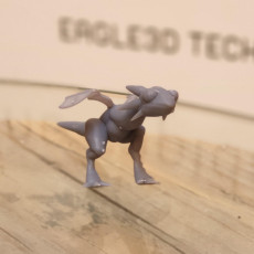 Picture of print of Copy of dragon This print has been uploaded by EAGLE3D TECH