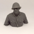 Bust of Dutch Soldier WW2 image