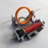 Electric Motor with AA battery holder image