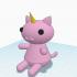 Cat unicorn #tinkercharacter image