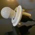 "5"" Moon Lamp Holder for 65mm image"