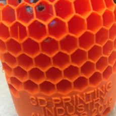 3D Printed Awards Trophy