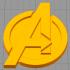 Avenger Logo Base image