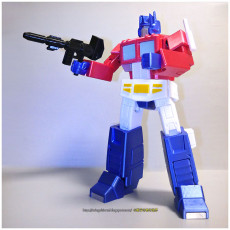 Picture of print of Articulated G1 Optimus Prime 1:30 - No Support Esta impresión fue cargada por MingShiuan Tsai