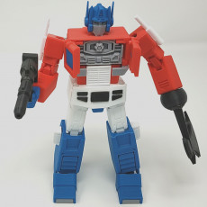 Picture of print of Articulated G1 Optimus Prime 1:30 - No Support Esta impresión fue cargada por Tim Williamson