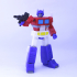 Articulated G1 Optimus Prime 1:30 - No Support image